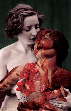 The Meat Project - by Ashkan Honarvar (1980),  Iran