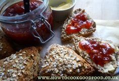 Simple Rye Soda Bread Rolls are a no knead speedy bread that cam be knocked together in a  matter of minutes. They are so good and also freeze well if you think you can't eat them all in one go!