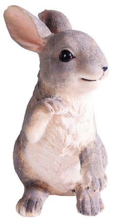 Kelkay 4454 Sitting Rabbit Statue -- Details can be found by clicking on the image.
