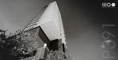 P391 - 244 Residence | Perspectiva Esquemática Projeto:Edifício Multifamiliar Cliente: Sunprime Cidade: Itapema / SC  Imagem: RKA Arquitetura Opera House, Architecture, Building, Ideas, Arquitetura, Log Projects, Perspective, Buildings, Architecture Design