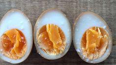 Helppo resepti paljastaa, miten huippuravintola tarjoilee keitetyt kananmunat
