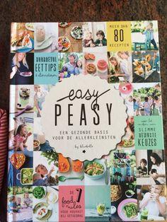 Easy peasy kookboek: op de wishlist!