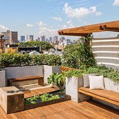 Balcony & Rooftop Gardens