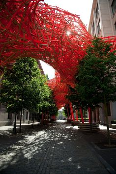Arne Quinze: transformando cidades em museus a céu aberto. Foto: Site Oficial
