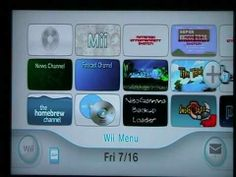 How to install Wii Wad Files / Game Channels - YouTube