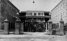 Myrtle Bank Hotel Jamaica WI ca 1895