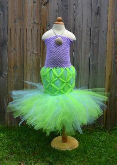 Little Mermaid inspired dress diy omg this is so cute