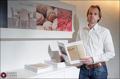 http://www.harrykuipers.nl;  Profielfoto's van Jaap-Jan Terhuizen van Bulthaup Presentatie Haren;  Harry Kuipers Fotografie, Groningen
