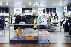 Men's The Lab department store by Magasin du Nord, Copenhagen – Denmark » Retail Design Blog