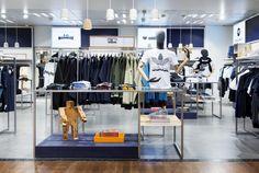 Men's The Lab department store by Magasin du Nord, Copenhagen – Denmark » Retail Design Blog