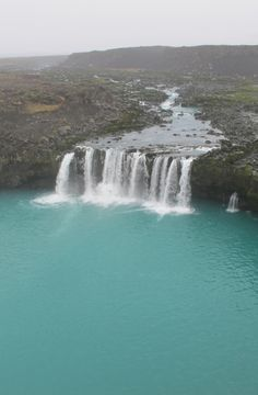 manolescent:    Iceland: waterfalls