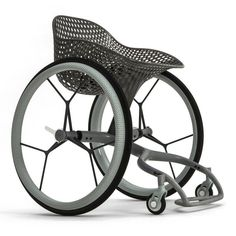 A 3D printed wheelchair made to your measure