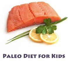 Paleo diet for kids