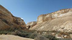 Wandern in Ein Avdat Oase und National Park    Mehr Info gibt es in meinem Artikel auf:    http://www.cityguide-index.com/sehenswuerdigkeiten/israel/negev-wueste/national-park-ein-avdat.html