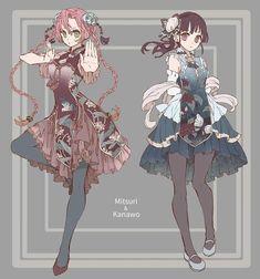 Read Kimetsu No Yaiba / Demon slayer full Manga chapters in English online! Anime Angel, Anime Demon, Demon Slayer, Slayer Anime, Anime Art Girl, Manga Girl, Demon Hunter, Estilo Anime, Beautiful Anime Girl