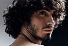 Guys with Long Curly Hair | by: Admin in: Mens Curly - Wavy Hairstyles | May 1, 2013 - 7:50 am No ...