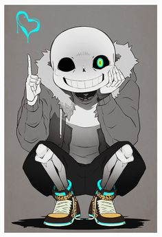 goddammitdion: I'm into fancy sneakers. - All Sans, All The Time