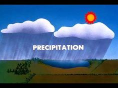 Earth Science Video: The Water Cycle Movie Has a quiz at the end of the video. Simple and easy to understand for early primary. Fourth Grade Science, Primary Science, Elementary Science, Science Classroom, Science For Kids, Earth Science, Science Nature, Science Videos, Science Resources