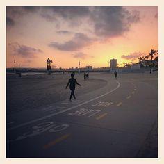 Long Beach California Boardwalk