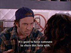 I know how Luke feels- ? Gilmore Girls xx – [pin_pinter_full_name] I know how Luke feels- ? Gilmore Girls xx I know how Luke feels- ? Rory Gilmore, Gilmore Girls Quotes, Gilmore Girls Funny, Lorelai Gilmore Quotes, Dirty Dancing, Mamma Mia, Film Quotes, Funny Quotes, Random Quotes