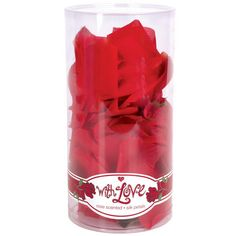 With Love Rose Scented Silk Petals Funtimes209