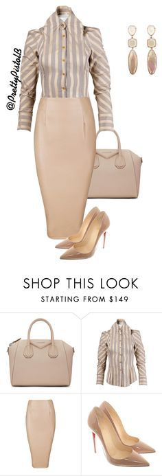 """Untitled #176"" by btatum1993 on Polyvore featuring Givenchy, Vivienne Westwood and Christian Louboutin"