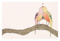 Pathetic Love Birds