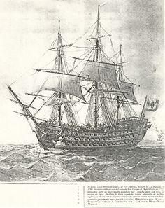 Navio San Hermenegildo de 112 cañones