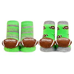 Waddle and Friends 2 Pack Designer Rattle Socks NFL Football https://www.amazon.com/dp/B00VGWEIG8/ref=cm_sw_r_pi_dp_x_QYl1xbYZGPTXE
