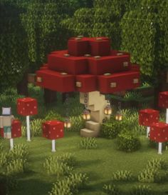 Minecraft Cottage, Cute Minecraft Houses, Minecraft Room, Minecraft Plans, Amazing Minecraft, Minecraft Blueprints, Minecraft Crafts, Minecraft Stuff, Minecraft Buildings