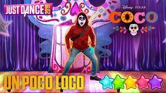 Just Dance 2019 Kids Mode: Un Poco Loco - 5 stars Disney Music, Disney Pixar, Disney Characters, Just Dance Kids, Walt Disney Records, Brain Breaks, Xbox 360, Youtube, Artist