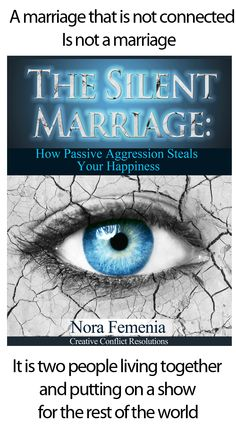 Kindle book about the silent treatment and how to manage it http://www.amazon.com/dp/B0090XFBF2/ref=rdr_kindle_ext_tmb