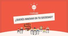 CoCrea – Jornadas de Innovación Social Imagen y Comunicación para las jornadas organizadas por la Secretaría General de Cultura y Extensión Universitaria de la Universidada Nacional del Sur.