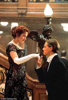 Rose DeWitt Bukater and Jack Dawson from Titanic