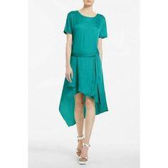 Seagreen bridesmaid dress