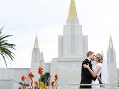 Oakland Temple Wedding. Photography by Marielle Hayes Photography.