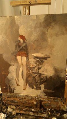 Ashley Wood
