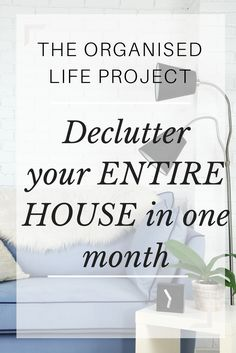 I believe decluttering is important because it makes everything else simpler. Once we have clear surfaces in our homes, everything is faster.