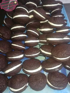 Hungarian Recipes, Whoopie Pies, Biscotti, Cookie Bars, Macarons, Cookie Recipes, Recipies, Food And Drink, Sweets