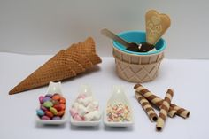 A postable ice cream party