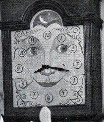 Grandfather Clock from Capt. Kangaroo