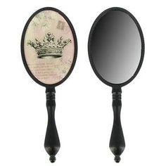 #Crown #Mirror