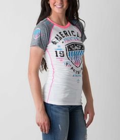 American Fighter North Park T-Shirt - Women's Shirts/Tops | Buckle