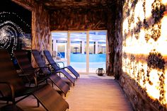 Salt cave #spa #hotel #wellness #relax #salt #cave #treatment