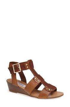 54ed8da28845 Steve Madden  Neviss  Sandal available at  Nordstrom Leather Gladiator  Sandals