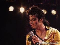 Michael Jackson 1991 - 2000 She's out of my life
