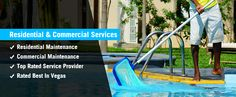 Pool Service Las Vegas | Pool Maintenance and Repair