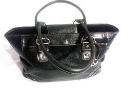 Etienne Aigner  Leather BusinessTote Shoulder Bag **Available USA Only** #EtienneAigner #TotesBusinessBag