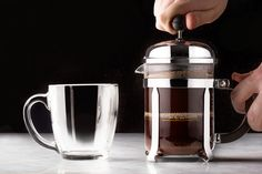 Think French presses look like medieval torture devices? They're the easiest, best way to make coffee at home.
