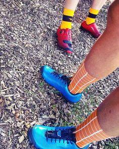 Colorsplash with @sporcks.sc @defeet and @sierracube  #llkitsandsocks #sporcks #defeet #standout #bedifferent#mtb #nevernotriding#cyclocross #wielrennen #cycling #sockdoping#sockgame #sockswag #cyclingkit #cyclingsocks #newkitday #kitdoping #womenscycling #outsideisfree #fromwhereiride #cyclingapparel #cyclingphotos #cyclingphoto #wymtm #instacycling #instasocks #style #fashion #socksoftheday